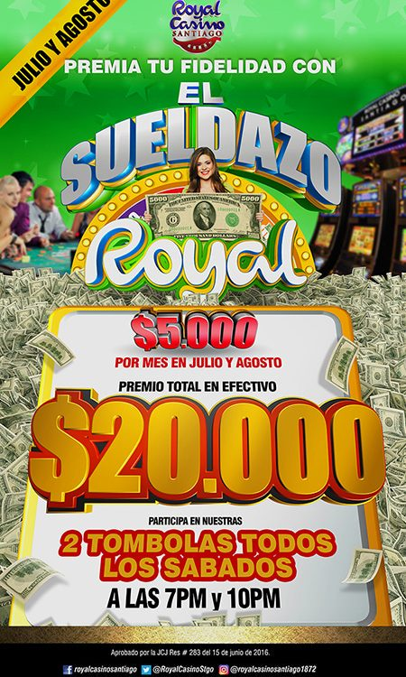 Casino Royal Santiago